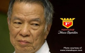 "Let us take Fortune Tobacco Company owned by Mr. Lucio Tan, as an example. All cigarettes comes out of the factory, it is then distributed to major wholesalers, who in turn supplies it to area agents, who then passes it down to middle men who drops it off to retailers (giant malls, or street vendors ""takatak boys"") before it finally reaches the end consumers. A stick of cigarette in the Philippines cost an average amount of P5, however that same stick when it came out of the factory probably cost less than a P1 to manufacture, but again, since it needs to pass thru certain channels of distribution, and everybody needs to make profit, plus the overhead cost of trucking, taxes, advertising, the price per stick rises to more than a hundred percent of its original value."
