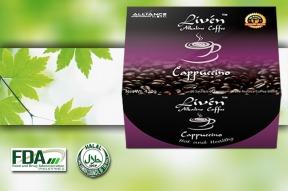 LIVEN COFFEE-CAPPUCCINO
