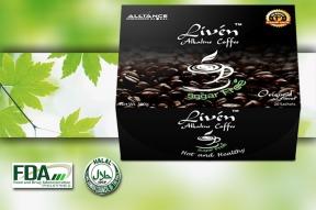 LIVEN COFFEE-SUGAR FREE