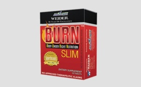 1 BURN Slim Tablet (Before Meal)