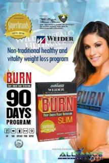 ULTIMATE BURN WEIGHT LOSS PROGRAM